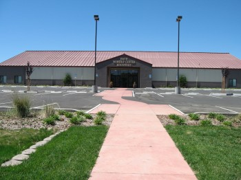 Faith Worship Center Ministries Building in Pittsburg, California